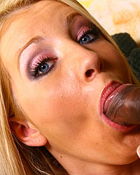 Lori Lust Black Cock Slut Double Creampie!