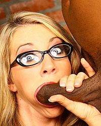 Massive Cream In My Pie Black Dick Photo