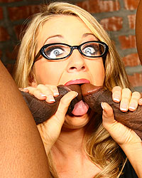 Massive Cream In My Pie Blacks On Blondes Free Video