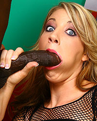 22 Inches Of Black Dick